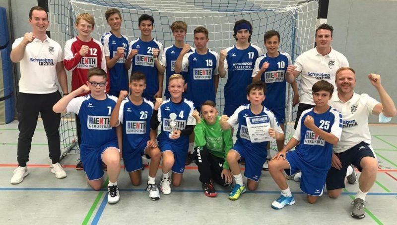 Männliche C-Jugend - Platz 3