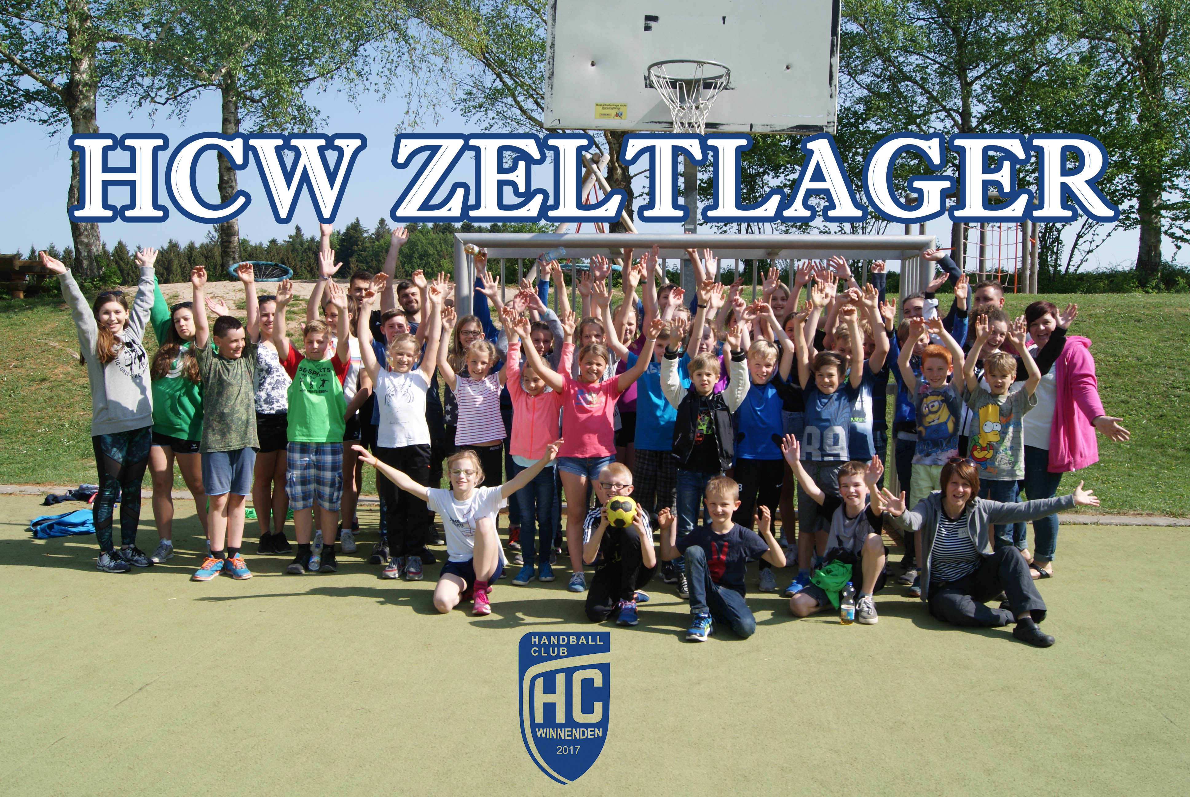 HCW Zeltlager