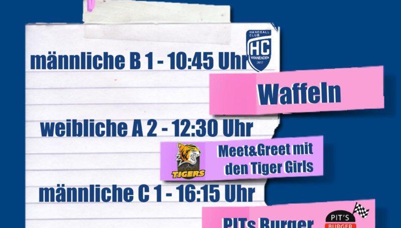 HCWeekend – girls edition