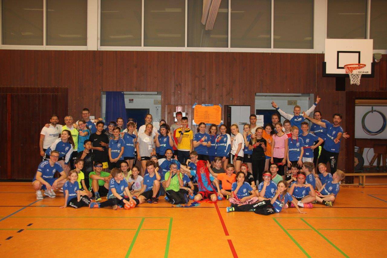 ***Erstes Handball-Camp des HC Winnenden***