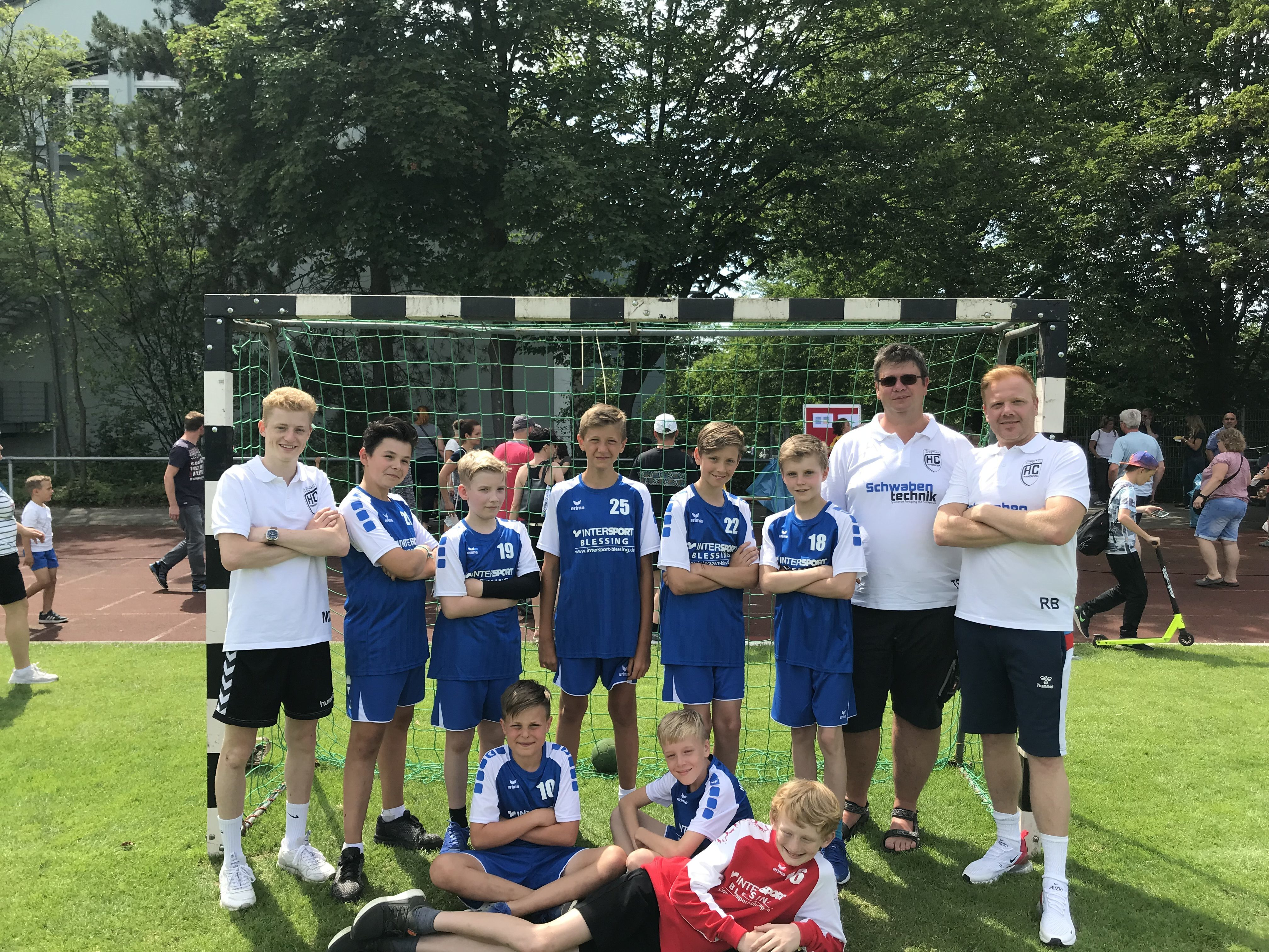 Bericht D-Jugend Turnier in Hohenacker 23.06.2019