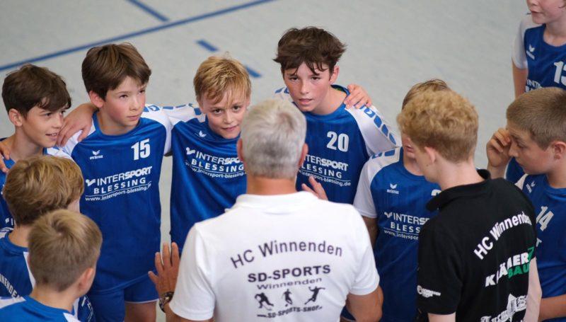 HSG Ob. Neckar 2 – HC Winnenden